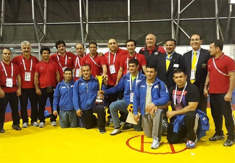 Iran's Freestyle Wrestlers Stand 1st in 2013 World Wrestling Championships