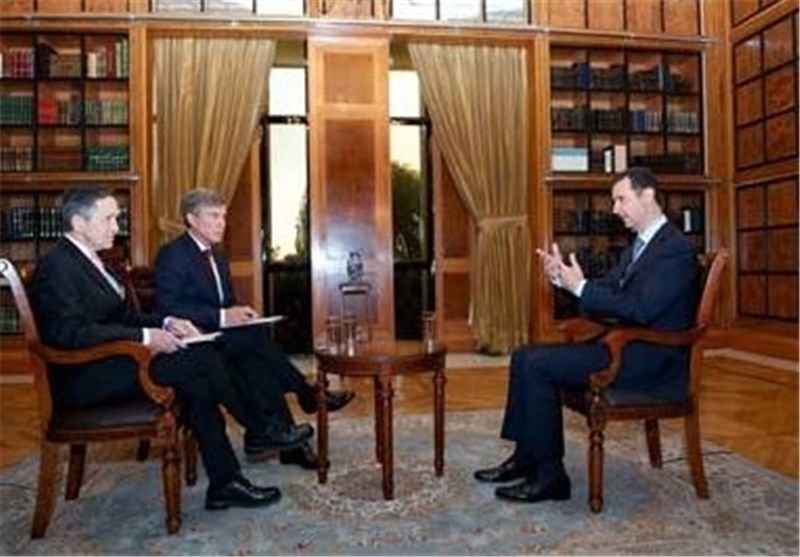 Assad to Destroy Chemical Weapons 'in One Year'
