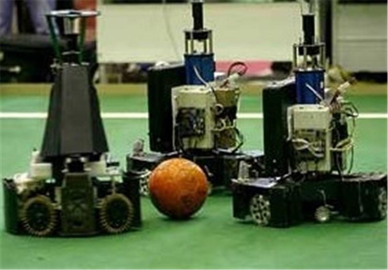 تیم رباتیک دانشگاه آزاد اسلامی مشهد تشکیل شد