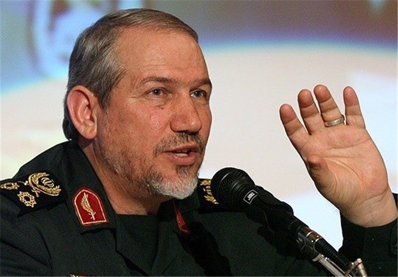 Iran, Pakistan, Iraq Should Form Anti-Terrorism Coalition to Counter US: Commander
