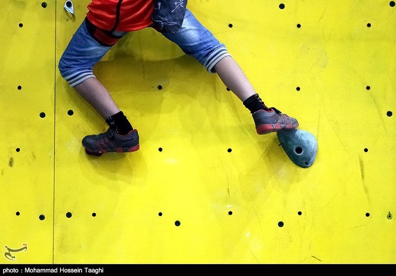 Iranian Rock Climbers Snatch Gold Medals at Asian Youth Championships