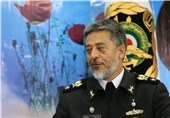 Navy Chief Says Iran, Arab Neighbors Have Common Interests