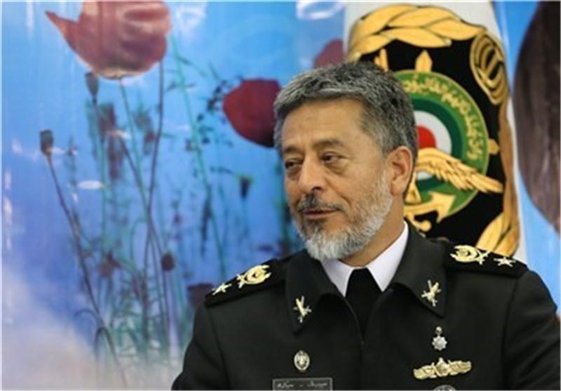 Navy Chief Says Iran, Arab Neighbors Have Common Interests