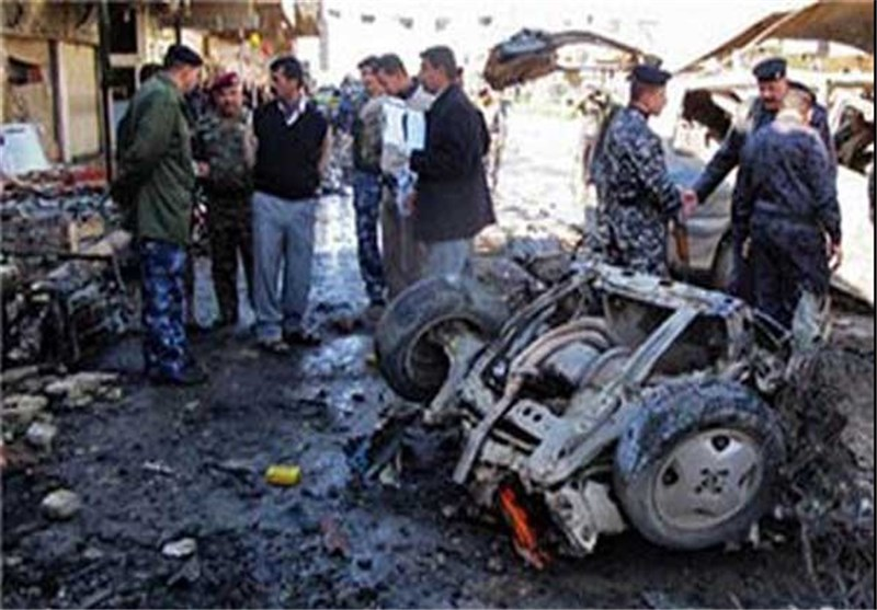Russia: Terrorist Attacks in Iraq Directly Linked to Syria Events