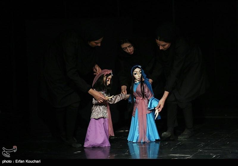 جشنواره نمایش عروسکی کانون پرورش فکری استان فارس آغاز بهکار کرد