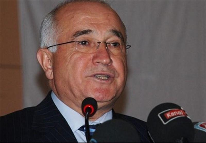 Turkish Parliament Speaker Arrives in Tehran for Official Visit