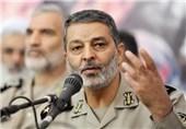 Iran's Army Chief Urges Utmost Preparedness