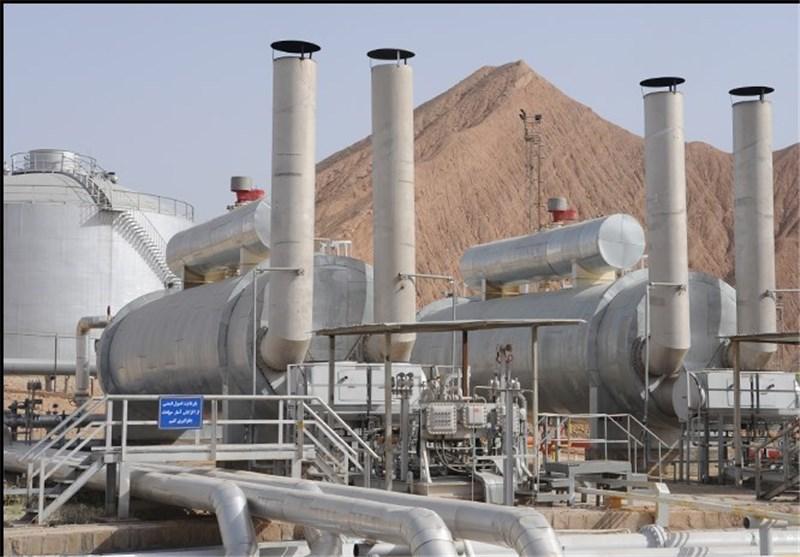 افتتاح فاز نخست شیرین سازی میعانات گازی در ایلام