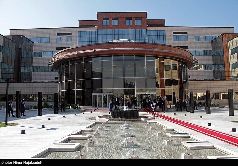 Photos: Phase 2 of Razavi Hospital Inaugurated in Mashhad