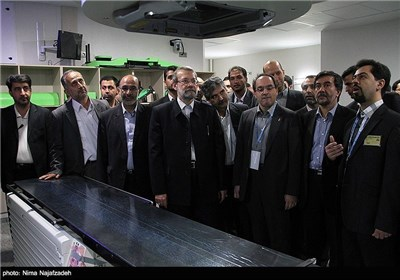 Phase 2 of Razavi Hospital Inaugurated in Mashhad
