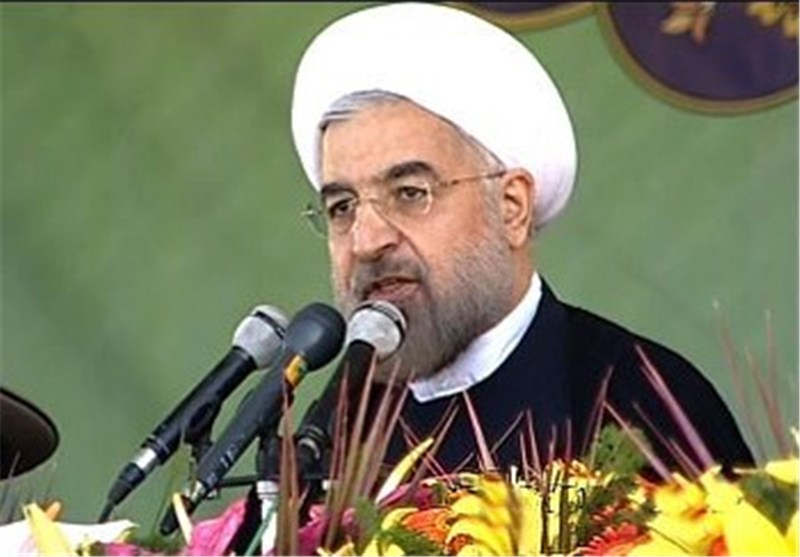President: Iran's Armed Forces not after War, Aggression