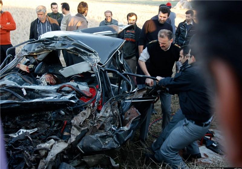 تصادفات برون شهری استان مرکزی 4 درصد کاهش داشته است