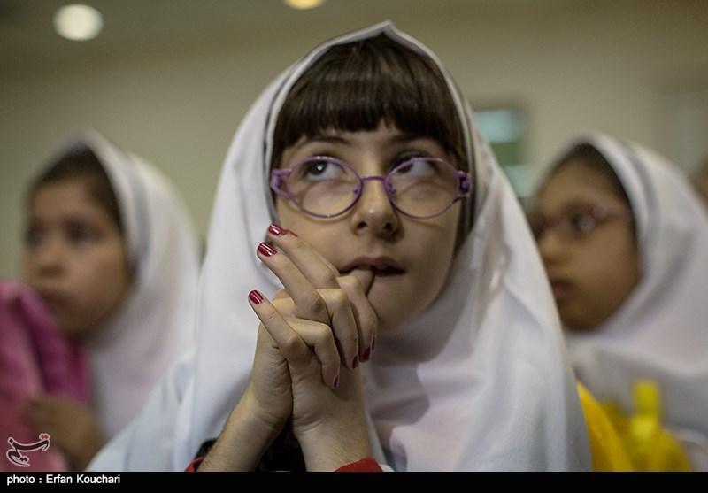 جشن شکوفه ها در مجتمع آموزشی استثنائی شهید اصلانی