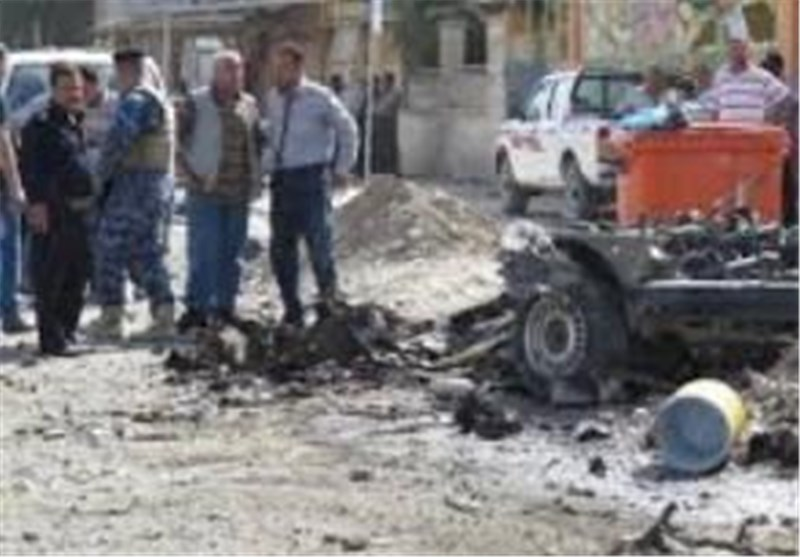 Bombs Target 2 Mosques in Iraq