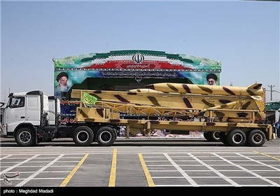 Iranian Armed Forces Stage Nationwide Parades