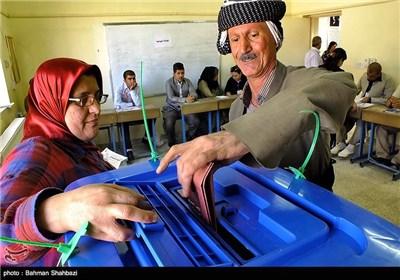 انتخابات پارلمانی کردستان عراق