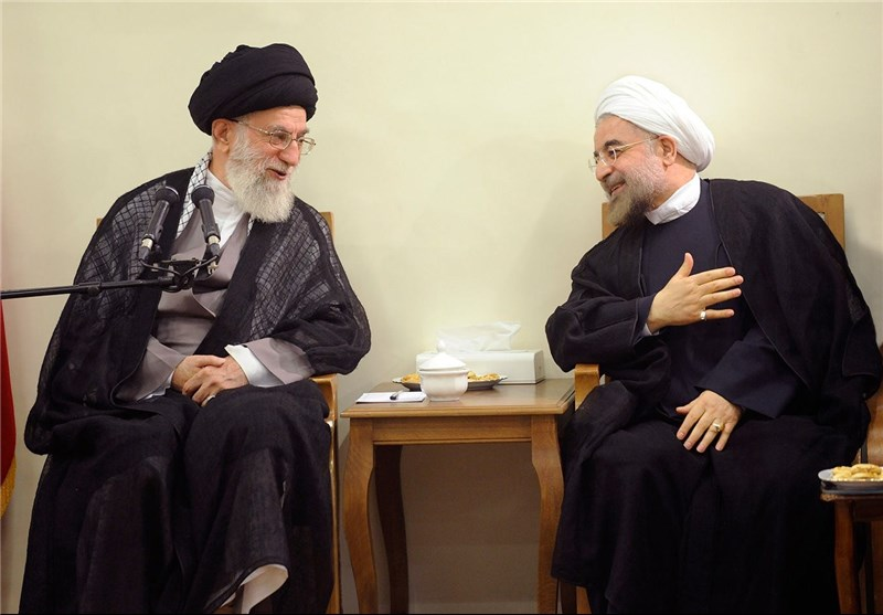 President Rouhani Meets Leader ahead of UN Trip