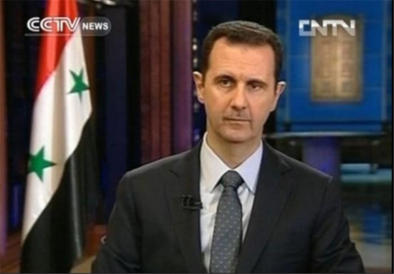 Assad: Terrorists May Attack Foreign Inspectors, Blame Damascus