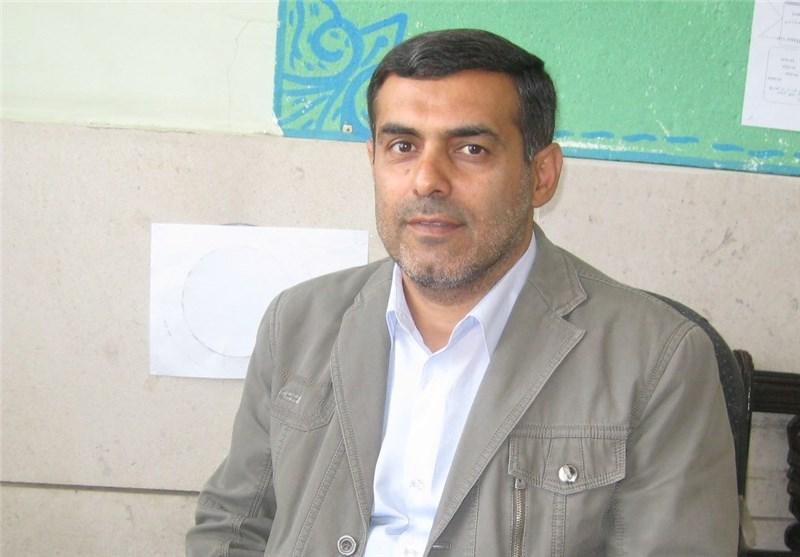 عبدالرضا حیدرپور مدیر آموزش و پرورش شهرضا