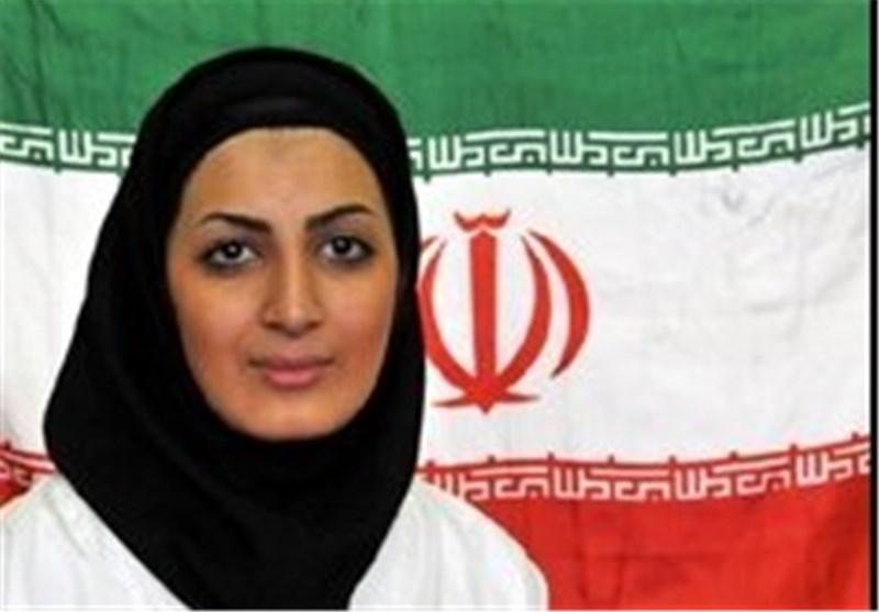 Iran's Karateka Chalaki Wins Bronze Medal in Asiad