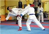 برای کمک به کاراته قم به میدان آمدهام