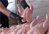 ارزآوری 170 هزاردلار از صادرات پای مرغ اردکان