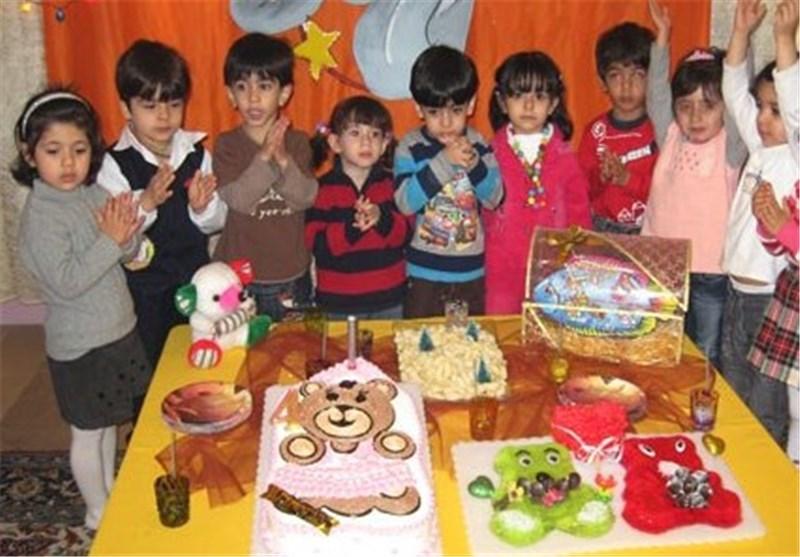 17 هزار مهد کودک در کشور فعالیت میکنند