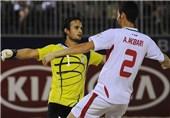 پیمان حسینی دروازهبان تیم ملی فوتبال ساحلی ایران