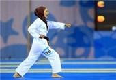 شاهمحمدی سرپرست نایب رئیسی امور بانوان فدراسیون کاراته شد