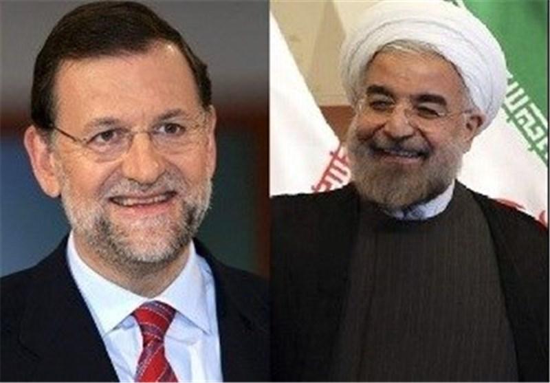 رئیس الوزراء الاسبانی یلتقی روحانی فی نیویورک