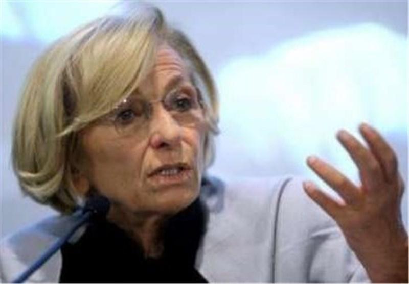 وزیرة خارجیة ایطالیا تصف دور ایران الاقلیمی بالرئیسی