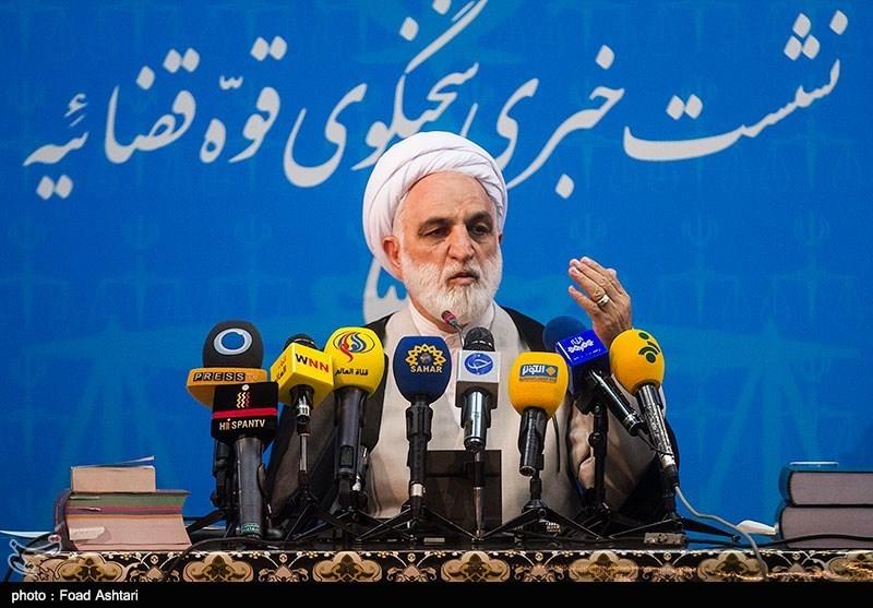 اصفهان| اژهای در واکنش به فضاسازی اخیر احمدینژاد و یارانش: عمل آنها با عمل آمریکا و اسرائیل یکی است/ ماهها قبل این روزها را پیشبینی کردم