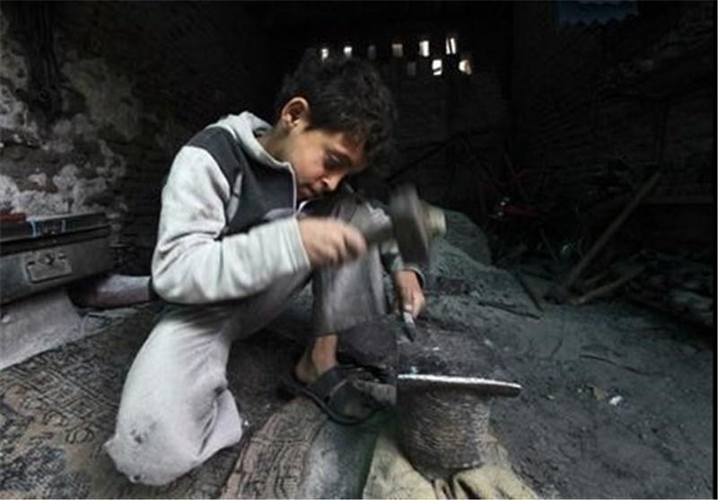 مشکلات کار و تحصیل برای 13 هزار کودک کار پایتخت