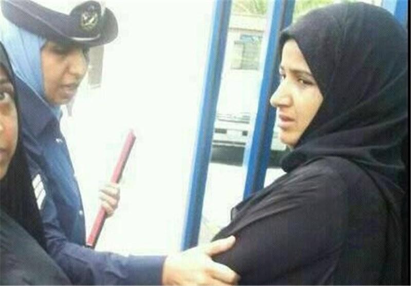مرکز البحرین لحقوق الإنسان : سلامة المعتقلة الحامل «نادیة علی» على المحک