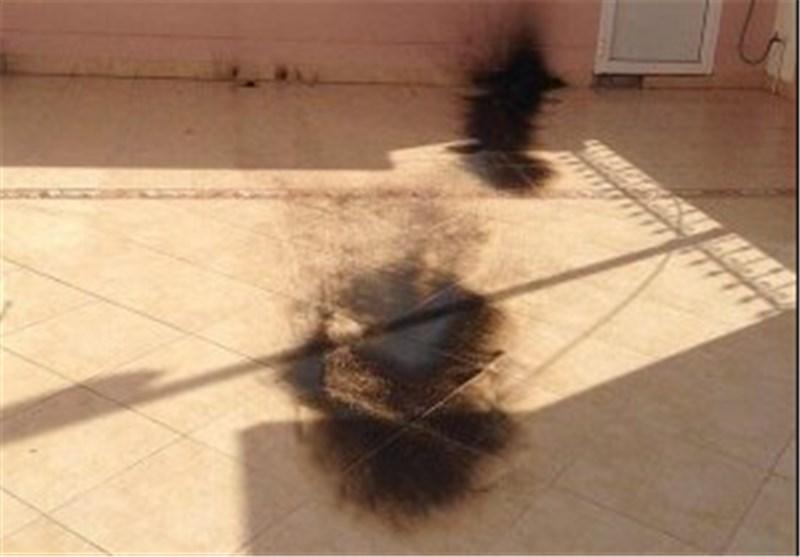 قوات النظام الخلیفی تهاجم مقر جمعیة الوفاق المعارضة