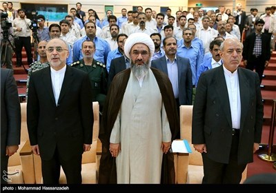 Photos: Iran Takes Over Bushehr N. Power Plant