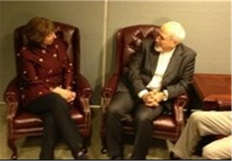 Iran's FM Hails Meeting with Ashton as Positive
