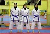 کاتای تیمی بانوان-کاراته