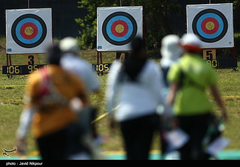Iranian Archers to Participate in Asia Cup World Ranking