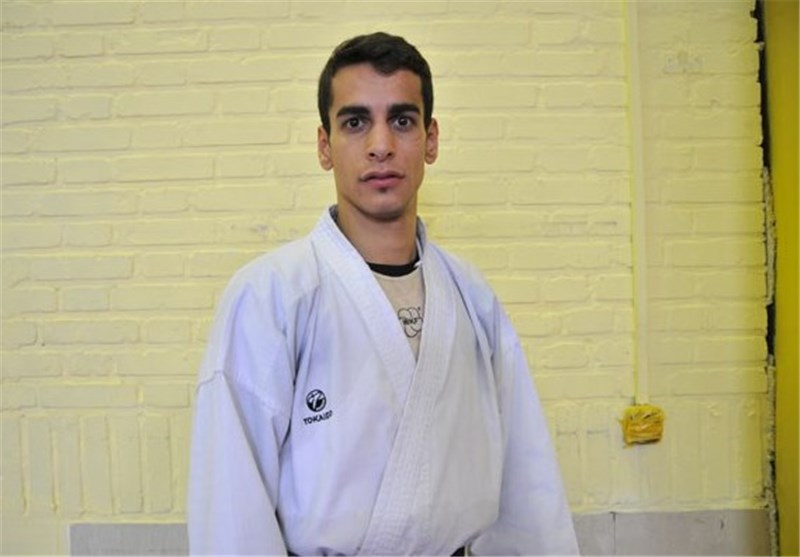 Iran's Derafshipour Takes Bronze at Karate World Championships