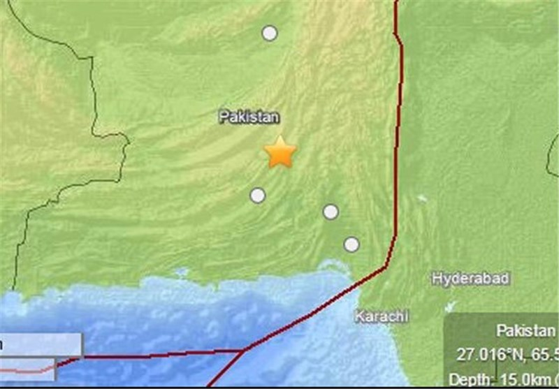 40 Dead in Strong Pakistan Earthquake