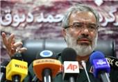 دریادار فدوی: هیچ توانی در مقابل سپاه قدرت رویارویی ندارد