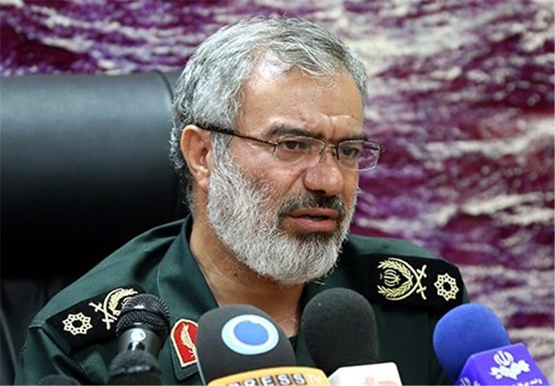IRGC Navy Commander Reiterates Iran's High Deterrent Power