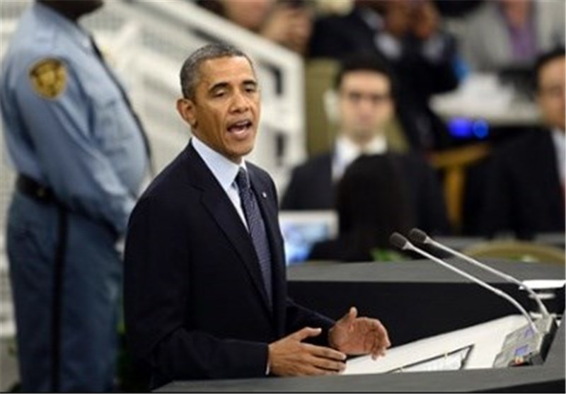 Obama: Diplomatic Path Must be Tested on Iran