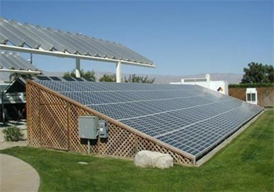 دستگاه تولید ۱۰۰کیلووات برق در خراسان شمالی نصب شد