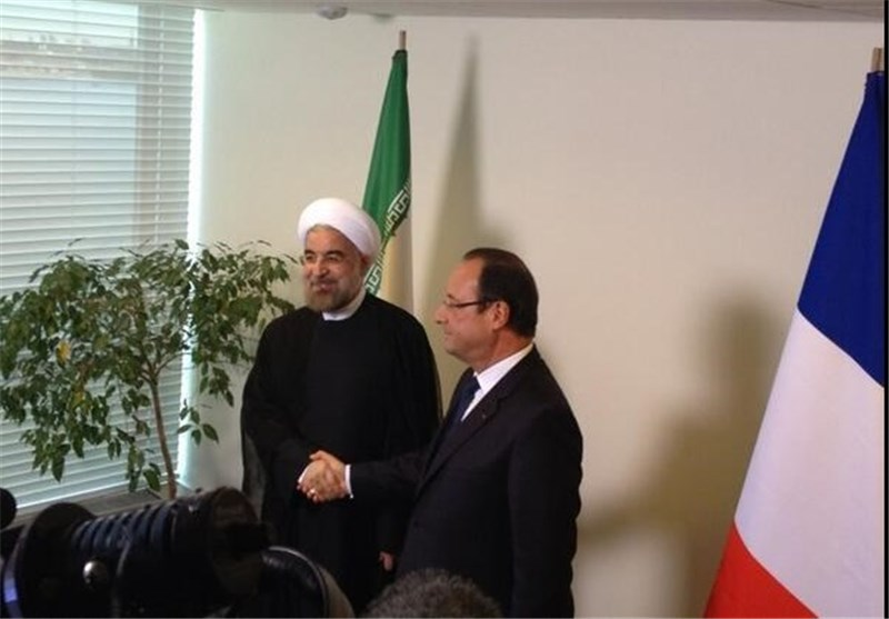 French President: Iran's Rouhani Due in France in January