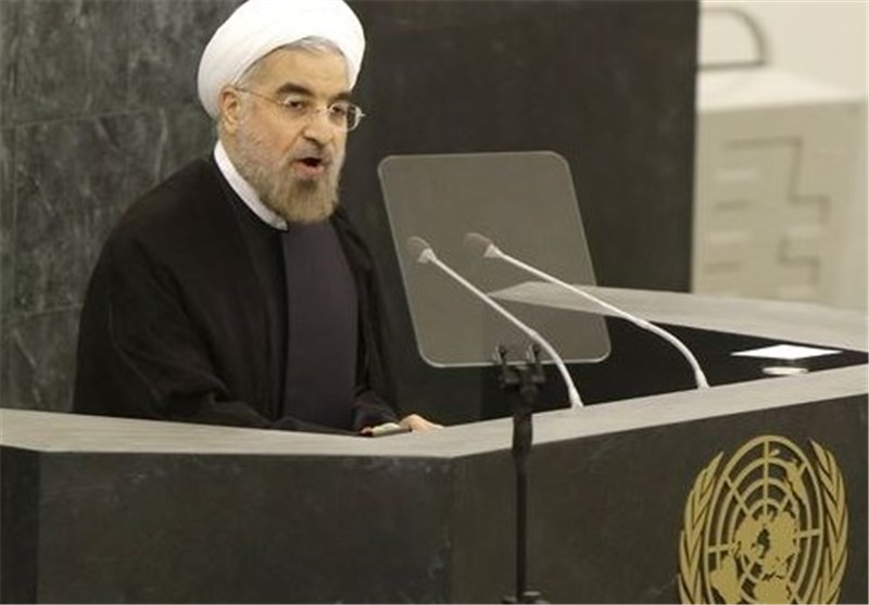 President Rouhani Calls on World to Admit Iran's N. Rights