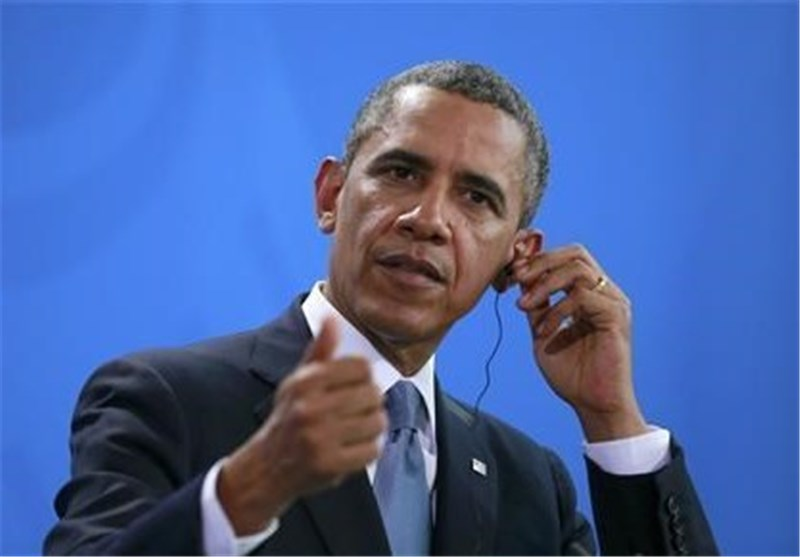 49% in Poll Fault Obama on Policies Outside US