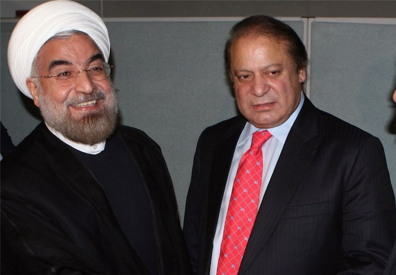 Pakistan's Sharif Asks for Broader Ties with Iran