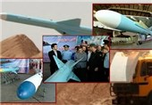 Iran Unveils New Air-Launched Missiles